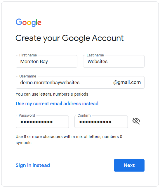 Use Your Own Domain With Free Gmail