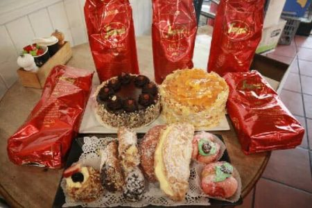 Bazil&Co. bakery products