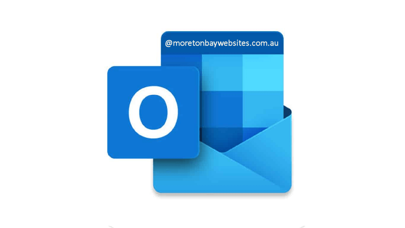 Outlook using own domain name
